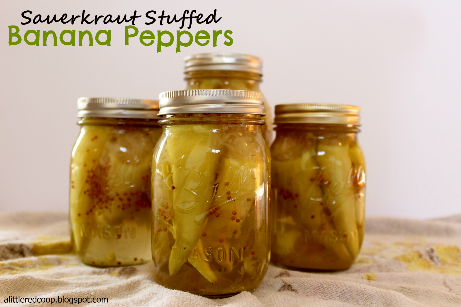 Sauerkraut Stuffed Banana Peppers Stuffed Banana Peppers Stuffed Peppers Sauerkraut