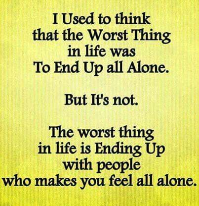Discover And Share Feeling Alone Quotes. Explore Our Collection Of  Motivational And Famous Quotes By Authors You Know And Love.