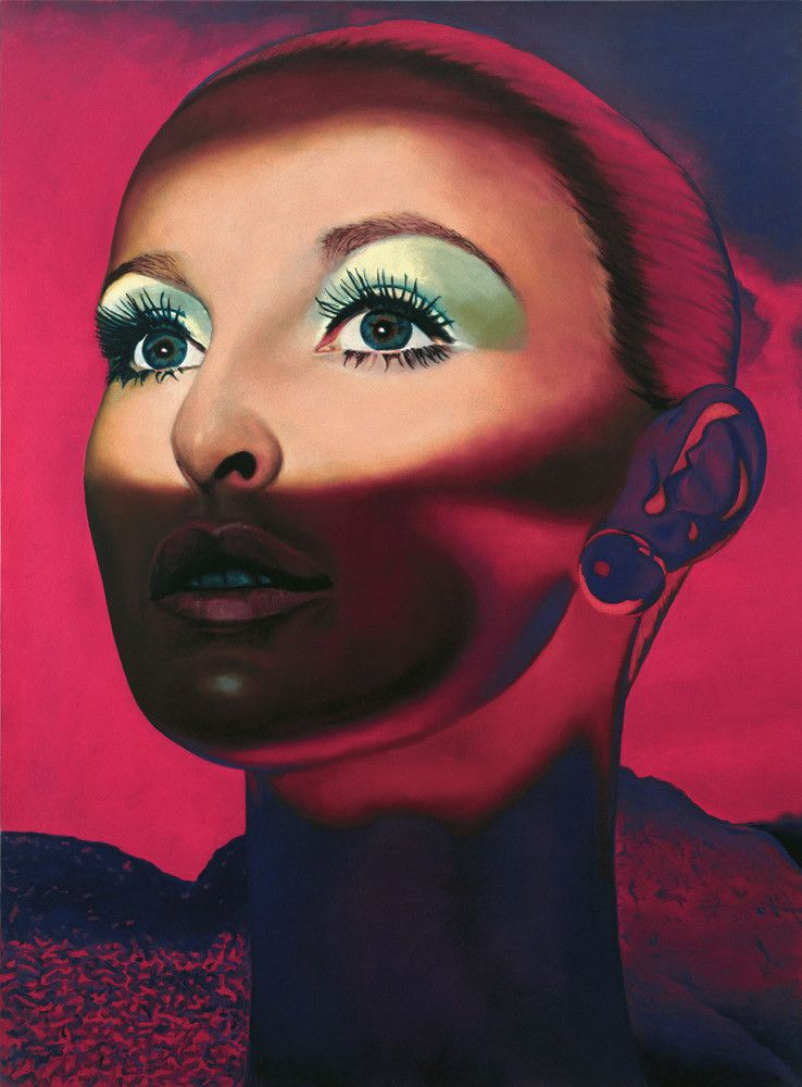 New large scale artworks by richard phillips inspiration