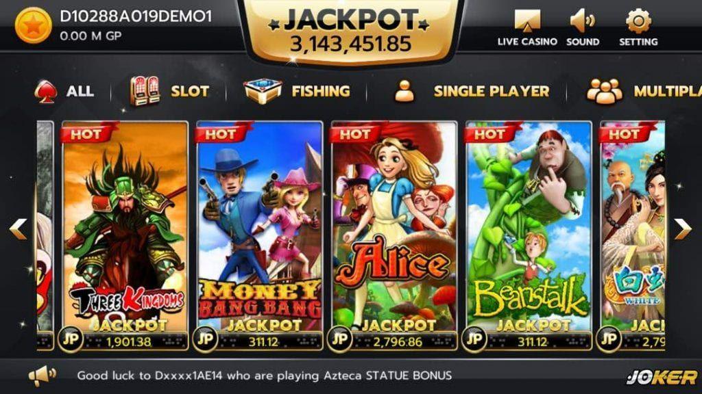 Grant Casino - Medmarq Slot Machine