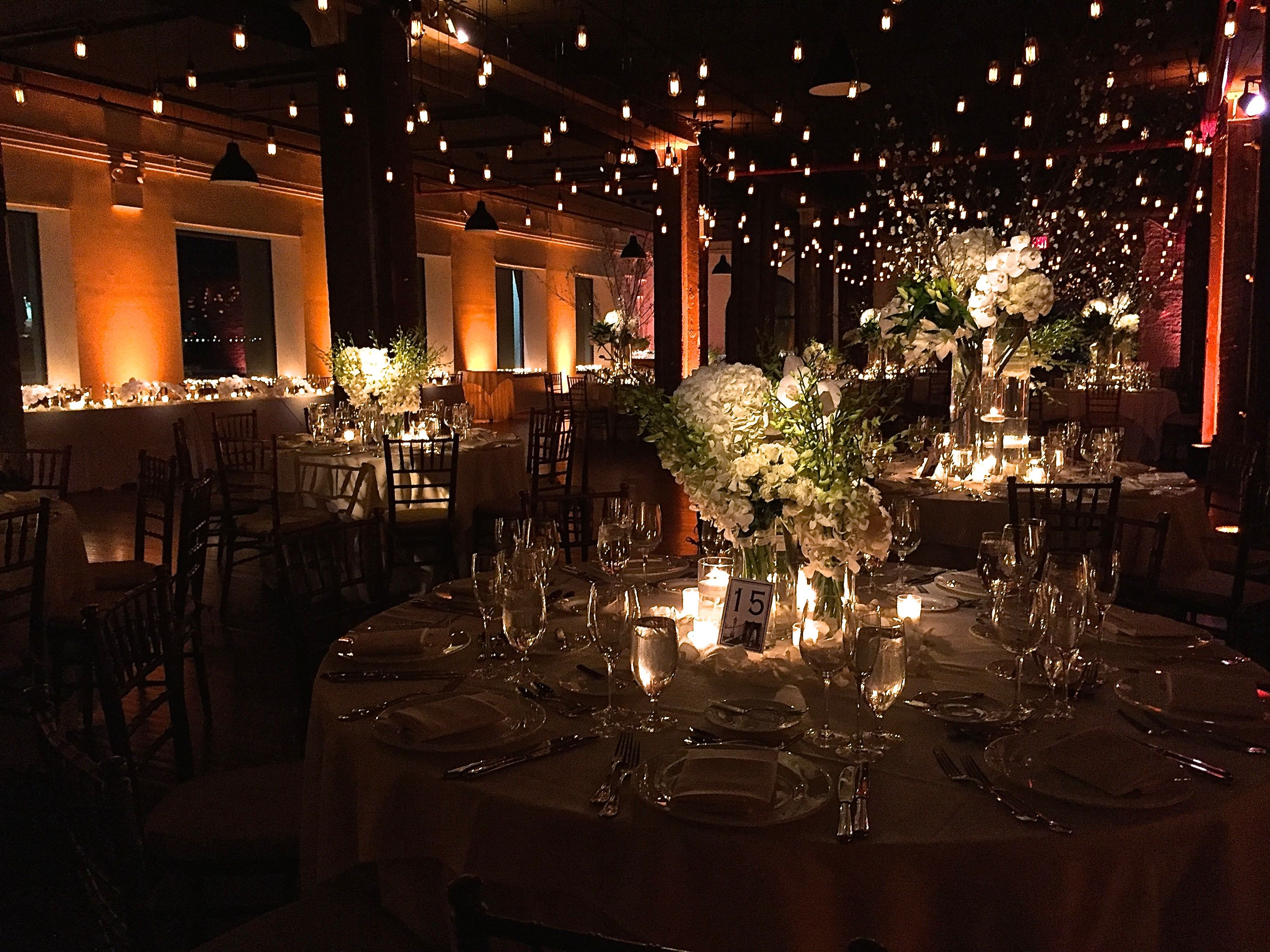 The Liberty Warehouse Lighting By Pegasus Productions 2 14 16 Warehouse Wedding Industrial Wedding Wedding Decorations