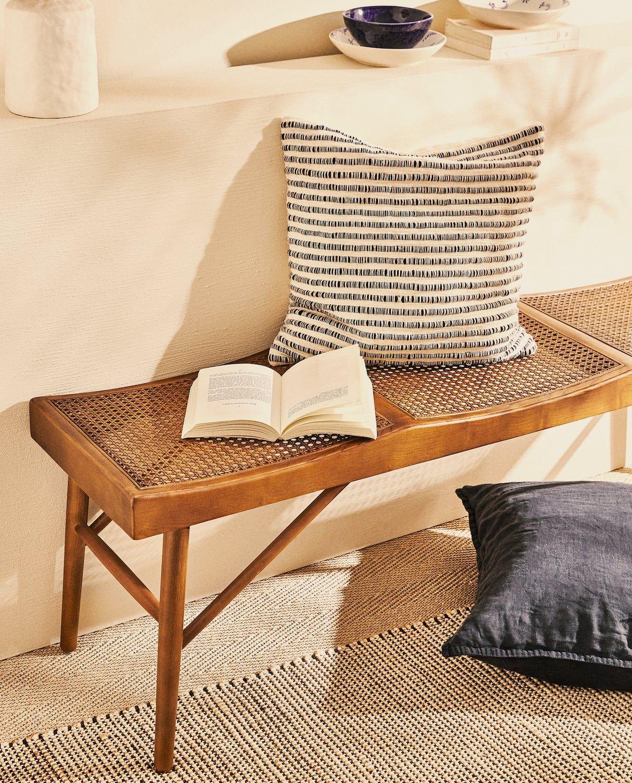 Banquette Allongee En 2020 Mobilier De Salon Banquette Zara Home