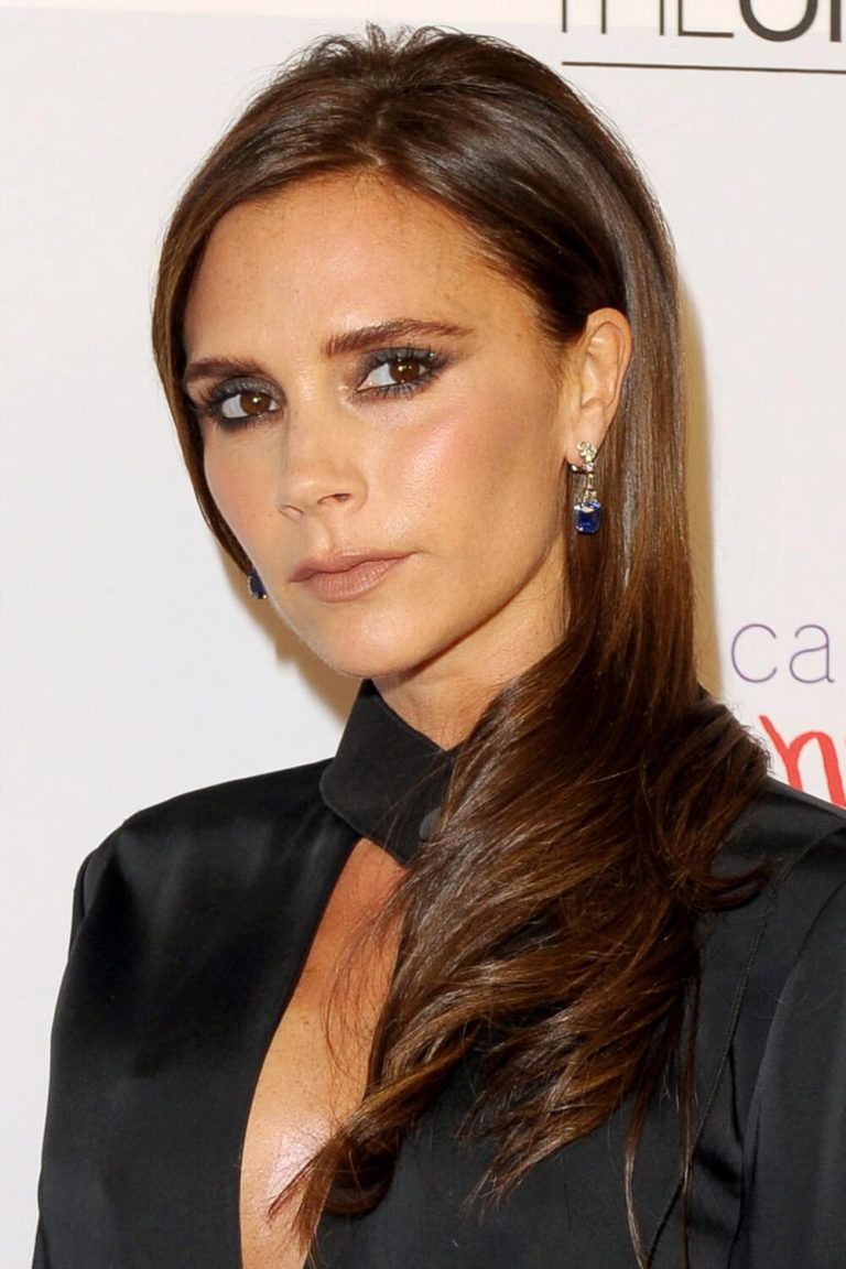 11 Victoria Beckham Hairstyles World Looks up for Inspiration in