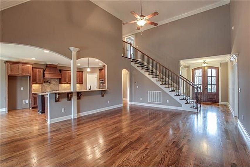 Family Room View Into Kitchen Upstairs Dream Home Design Dream House Plans Dream House Rooms