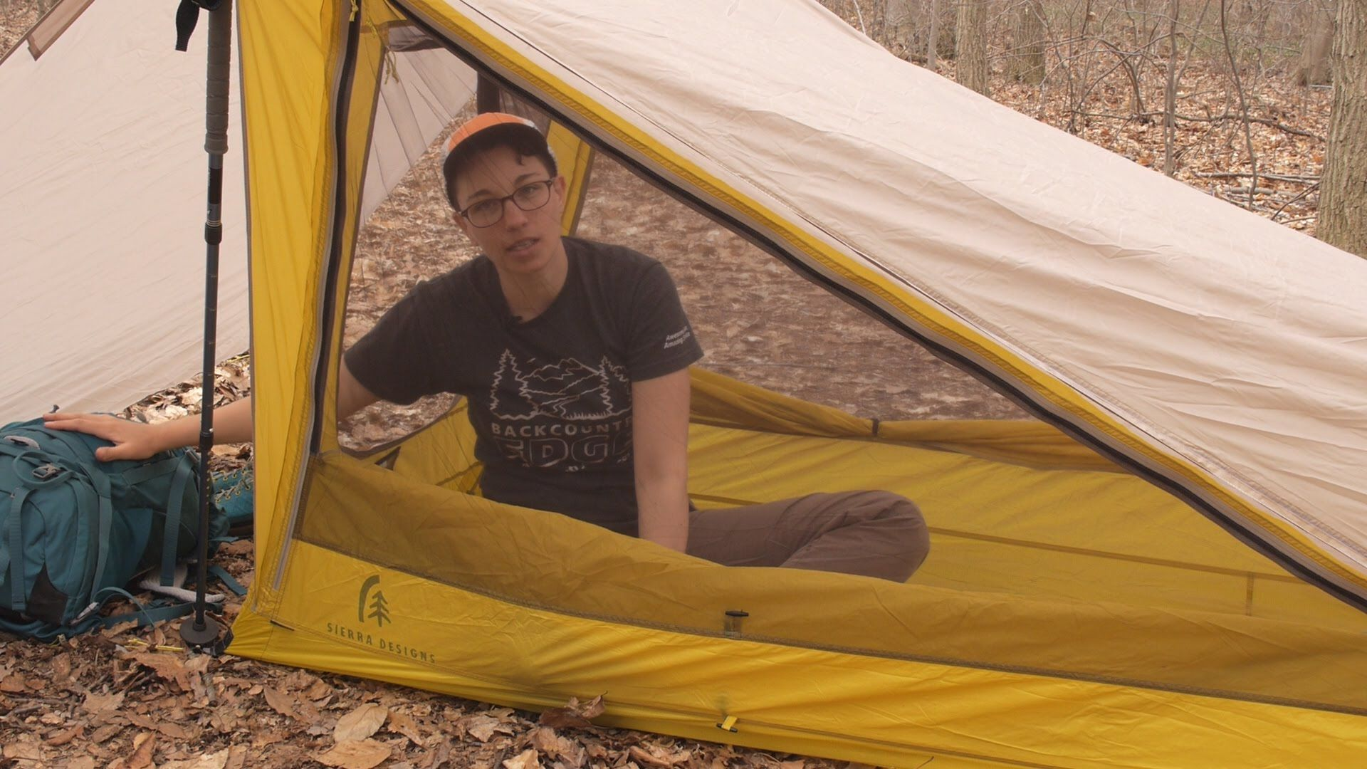 Backcountry Edge Gear Specialist video review of the Sierra Designs Tensegrity 1 FL 3-Season  sc 1 st  Pinterest : sierra designs ultralight tent - memphite.com