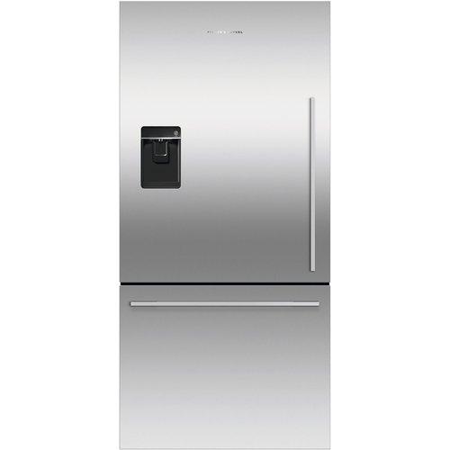 Fisher Paykel Activesmart 17 1 Cu Ft Bottom Freezer Counter Depth Refrigerator Ezkleen Stainless Steel Rf170wdlux5 N Best Buy In 2020 Counter Depth Refrigerator Bottom Freezer Fisher And Paykel Fridge