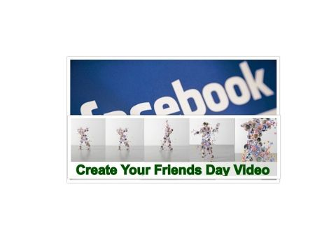 How To Make Your Friendship Day Video on Facebook | Editing
