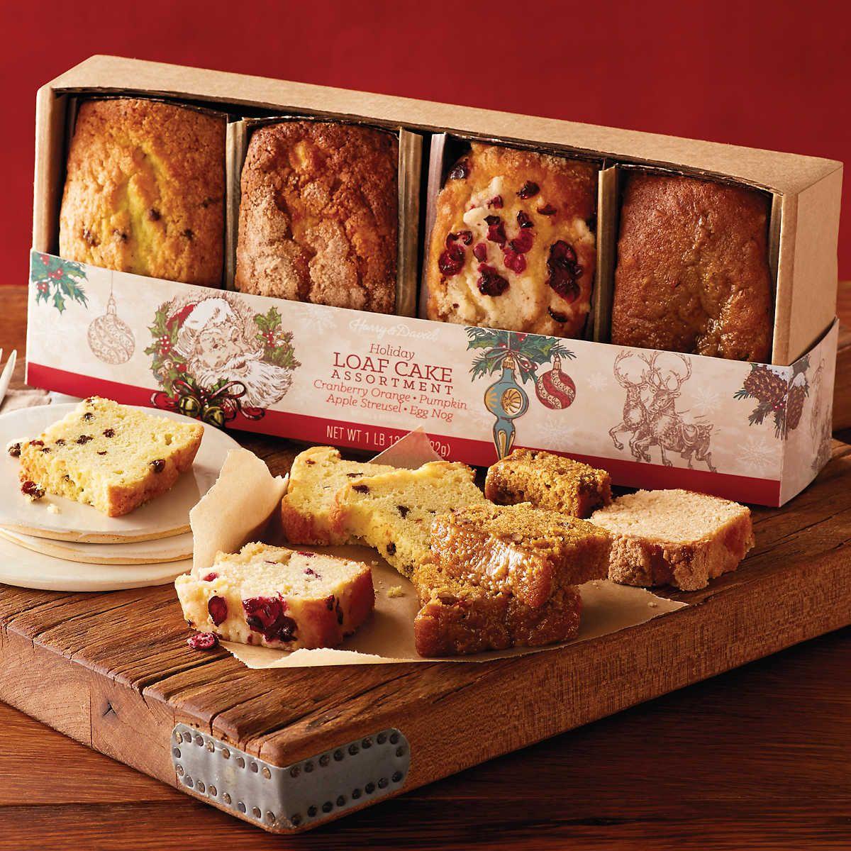 Noel Pound Cake Loaf