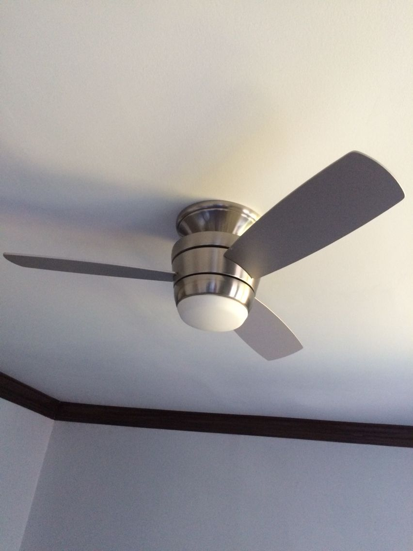 Yay No More 80s Ceiling Fan Harbor Breeze Mazon 44 In Brushed Nickel Ceiling Fan Ceiling Fan Brushed Nickel Ceiling Fan Ceiling