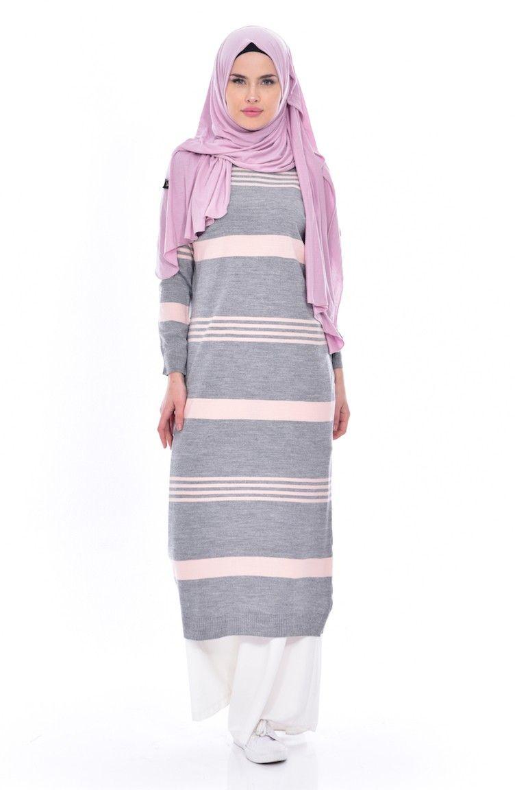 Triko Kazak Elbise Modelleri Ve Fiyatlari Tesettur Giyim Sefamerve Triko Moda Stilleri Kazak Elbise