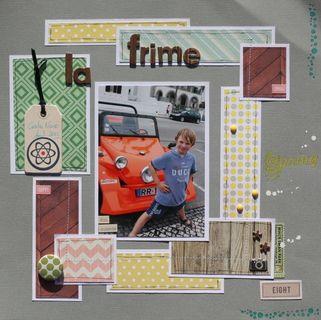 la frime by isabel at Studio Calico