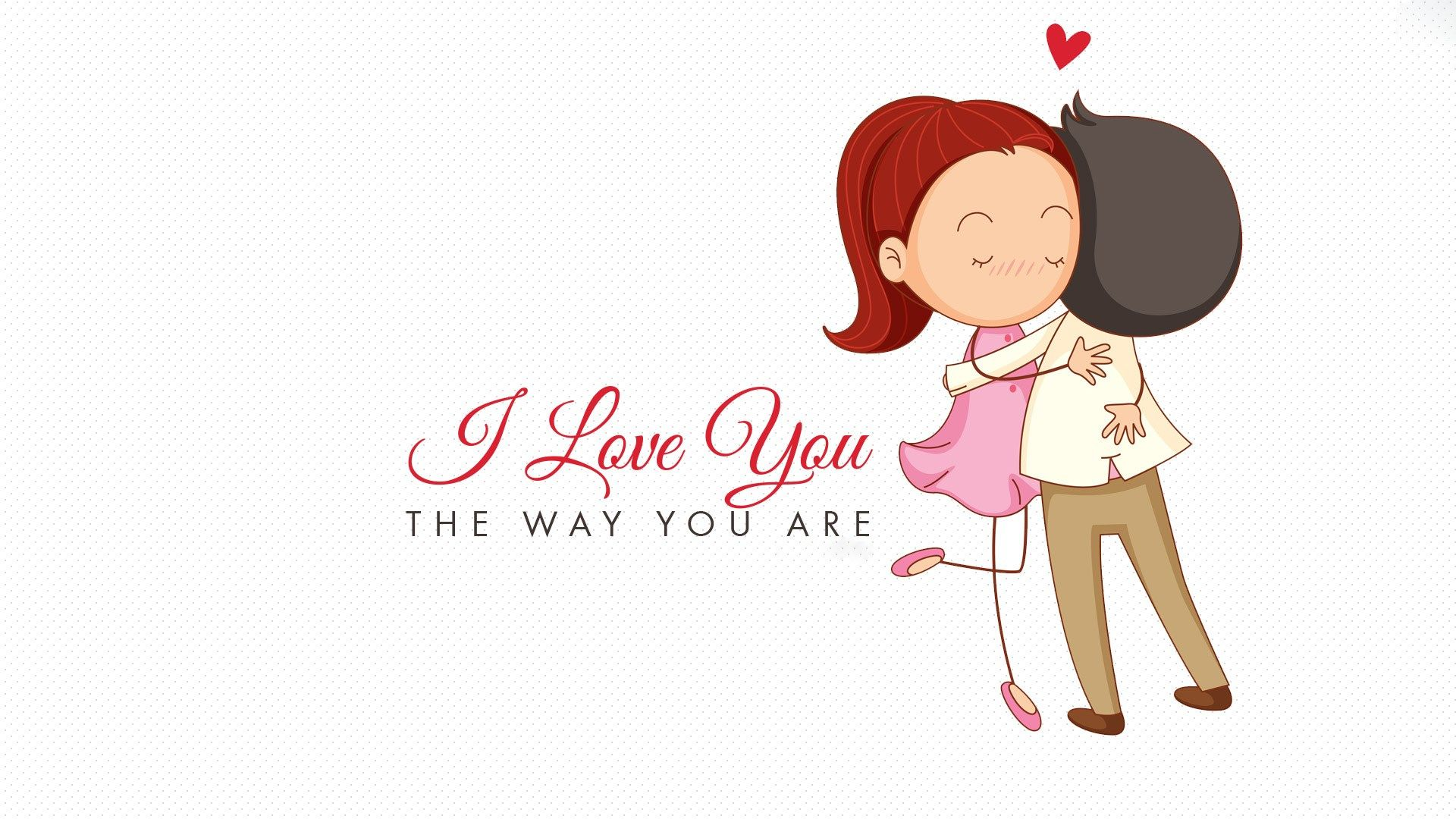 Download Wallpaper I Love You Cartoon - 4f2e4080221c458434b21867a24b4f55  You Should Have_58713   .jpg