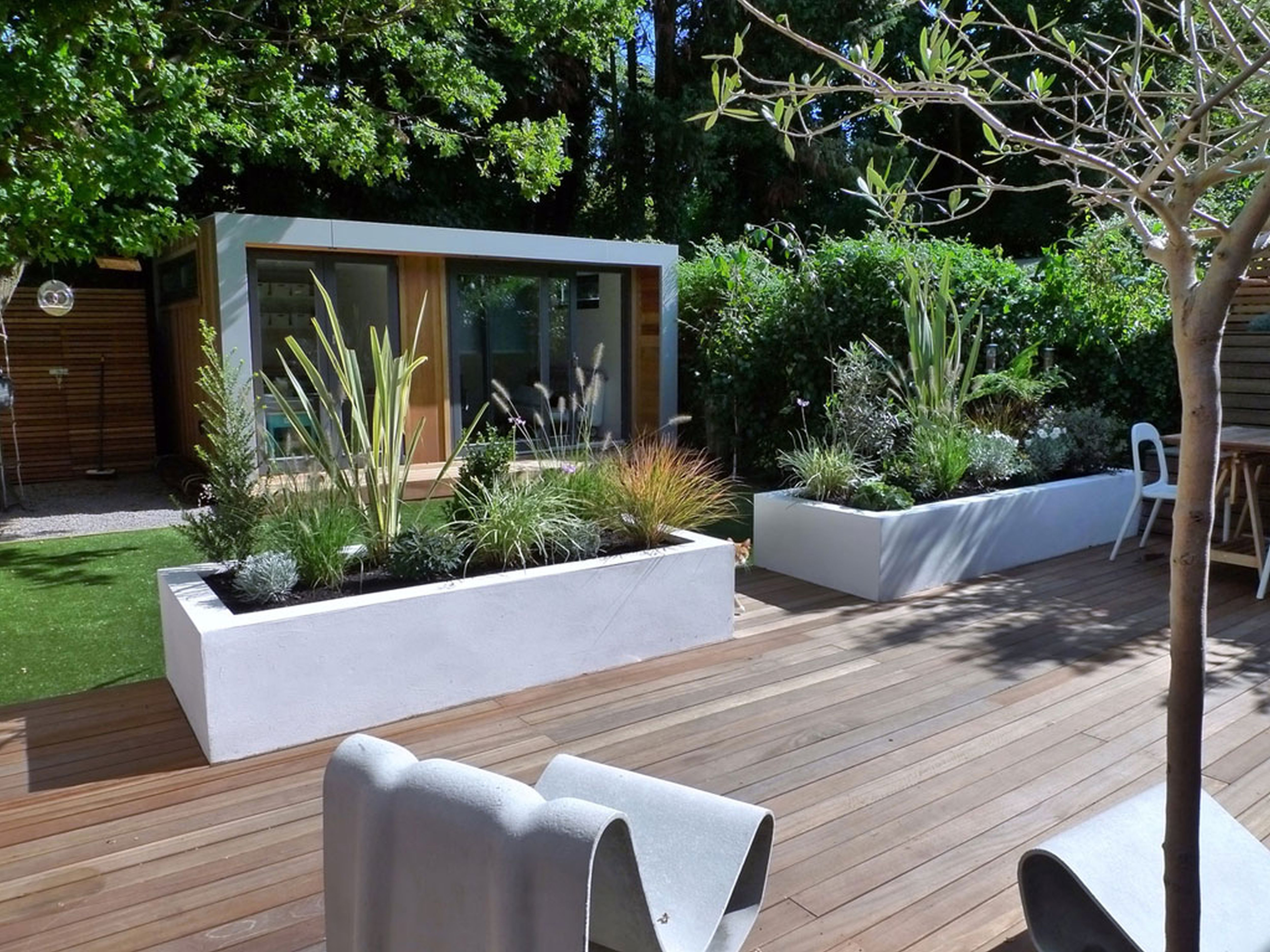 Cute Home Garden Ideas Creativity Interesting Design Garden Sweet Fittings  Representation, Small Contemporary Modern London Garden Design Beauteous  Garden ...