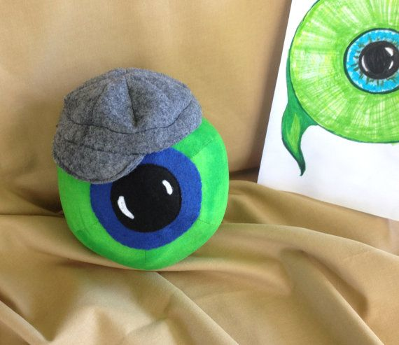 Limited Quantity Jack Septic Eye Plushie By