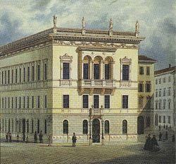 Palazzo Revoltella (Alberto Rieger, 1865) Galleria d'arte moderna  Via Diaz 27, 34123 Triestehttp://www.museorevoltella.it/
