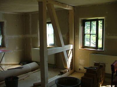 Nett Raumteiler Aus Holzbalken Raumtrenner Raumteiler Holz