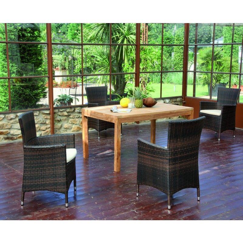 "Sitzgruppe ""Columbia / Wellington"" - Ihr Online Shop für exklusive Gartenmöbel  - #Garten #Moebel"