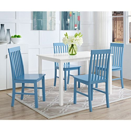 Found It At Wayfair Indian Harbour 5 Piece Dining Set Dining Table Marble Dining Furniture Marble Dining Wayfair kitchen table and chairs