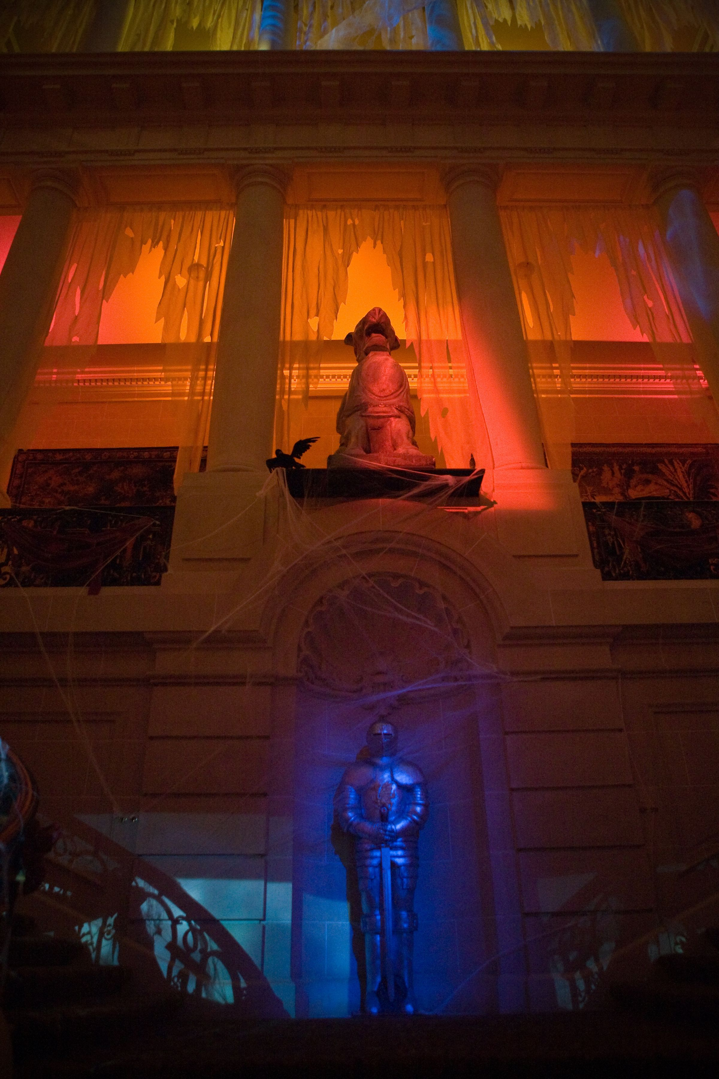 The Carolands Mansion Halloween Gala Was A Smashing Success Enhanced