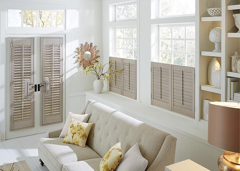 Charmant French Door Shutters U0026 Cafe Shutters By Graber