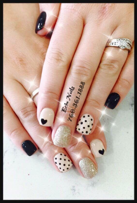 My January Nails   Uñas   Pinterest   Kynnet