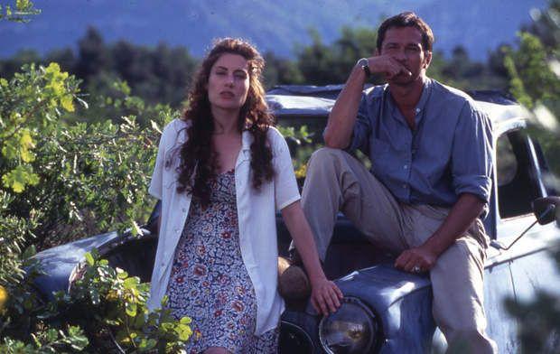 Dans un grand vent de fleurs - France 2 (1996)Rosemarie La Vaullée et Bruno Wolkowitch