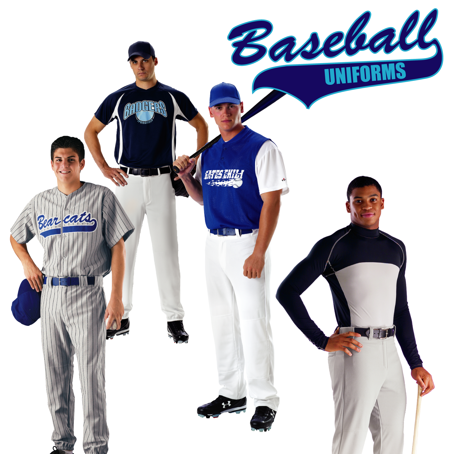 1b8f0968a Design Online Custom Adult Baseball Uniforms What s better than custom made…