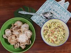 Pineapple Salsa with Taro Chips #valeriebertinellirecipes Valerie Bertinelli Recipes | Valerie Bertinelli | Food Network #valeriebertinellirecipes Pineapple Salsa with Taro Chips #valeriebertinellirecipes Valerie Bertinelli Recipes | Valerie Bertinelli | Food Network #valeriebertinellirecipes