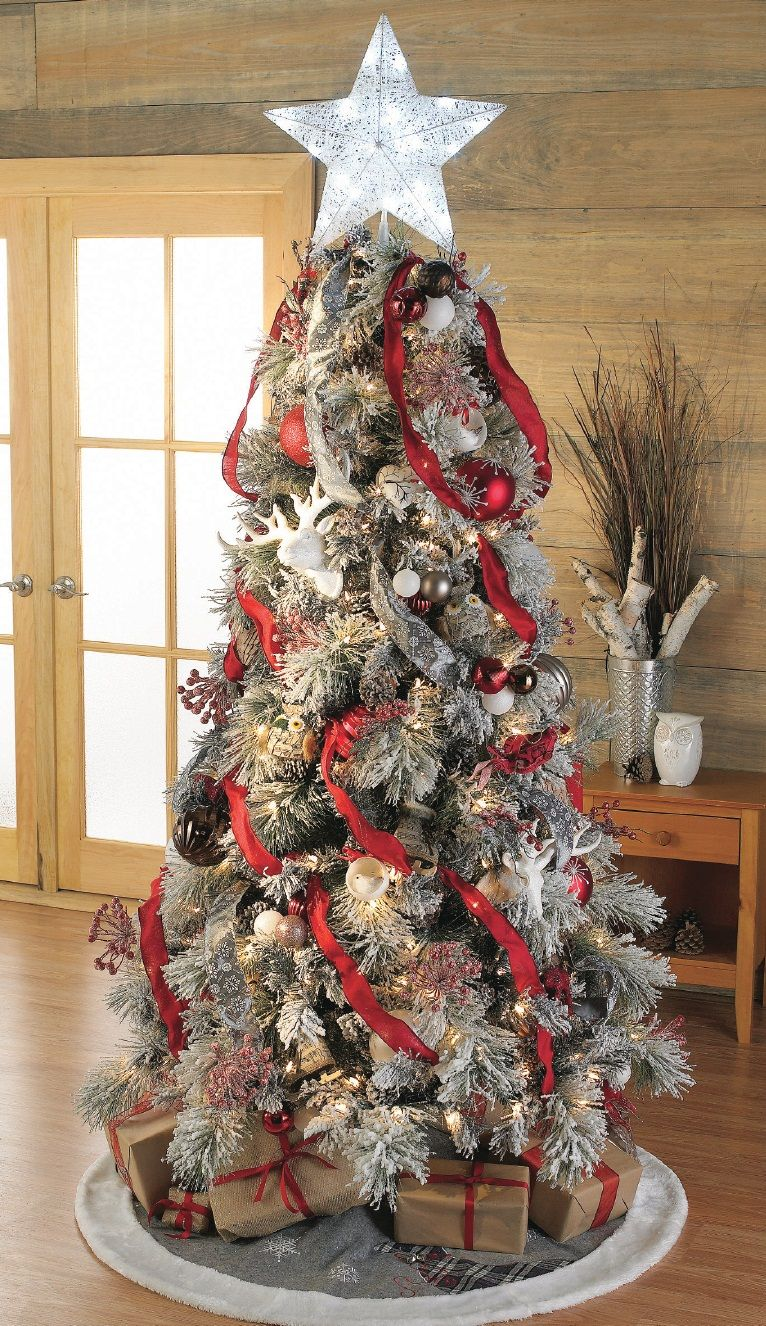 Amazing Walmart Christmas Ornaments Walmart Christmas Decorations Frosted Tree Christmas Inspiration