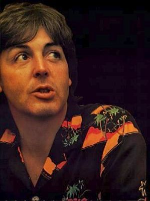 Paul McCartney 80s