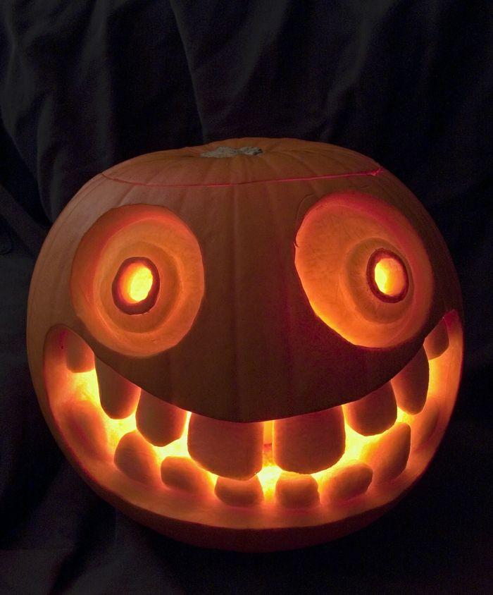 1001 Ideas De Decoración Con Calabazas De Halloween Calabazas De Halloween Halloween Calabazas Talladas