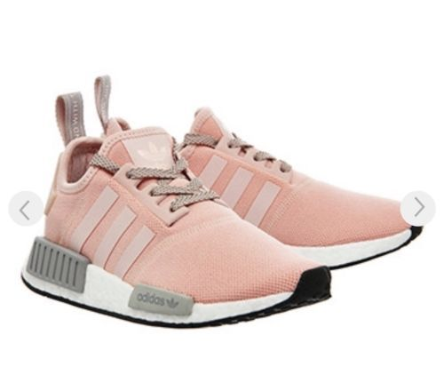 Adidas X Offspring NMD R1 W BY3059 7.5 Womans US NEW Vapour Pink Grey  AUTHENTIC
