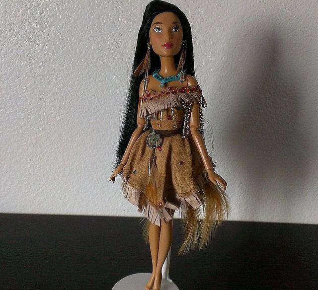 Custom Disney Store Pocahontas Doll | por ozthegreatandpowerful