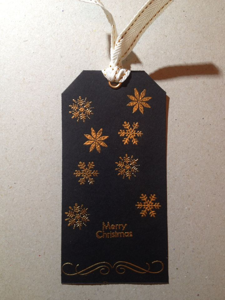 Xmas tag navideño 4