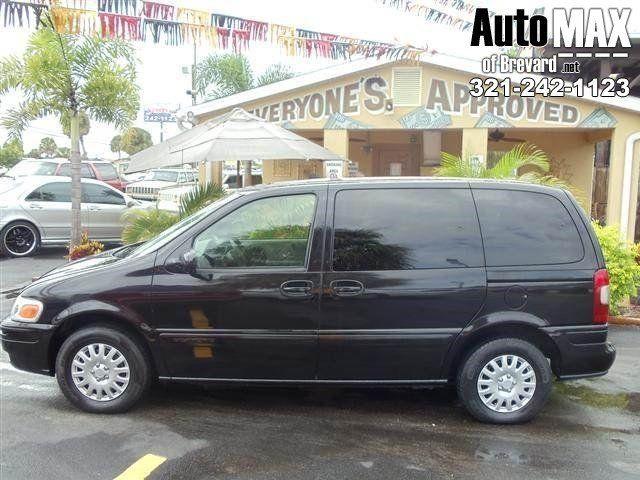 2002 Chevrolet Venture Mini Van Passenger Chevrolet Venture
