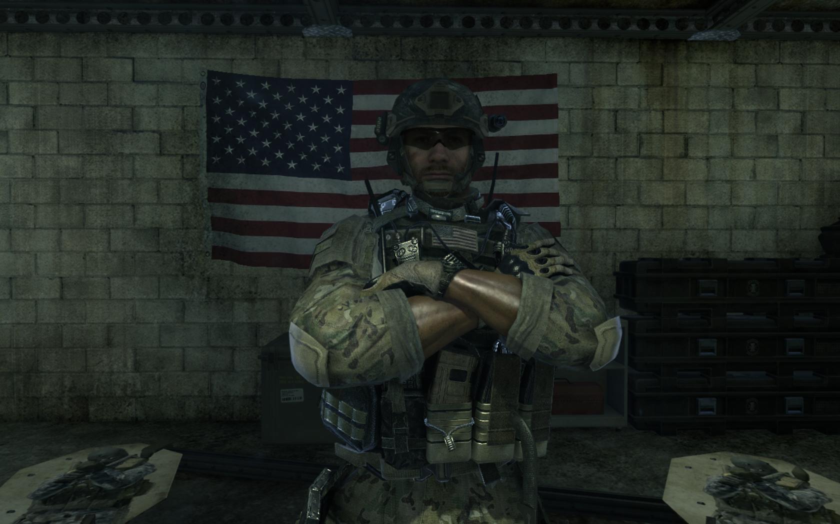 Call of Duty: Modern Warfare 3 - Sandman Metal-01 | Call of Duty ...