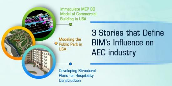 3 Stories That Define Bim S Influence On Aec Industry Building Information Modeling Bim Architectural Engineering