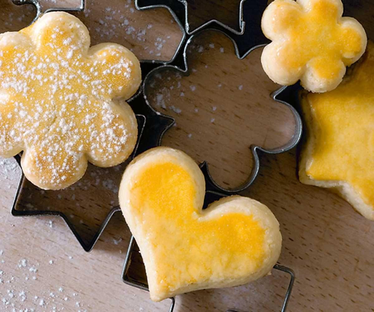 Recette biscuit noel milanais