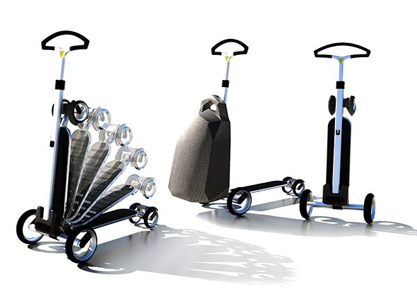 kid s scooter pack michael markiewicz scooter was. Black Bedroom Furniture Sets. Home Design Ideas