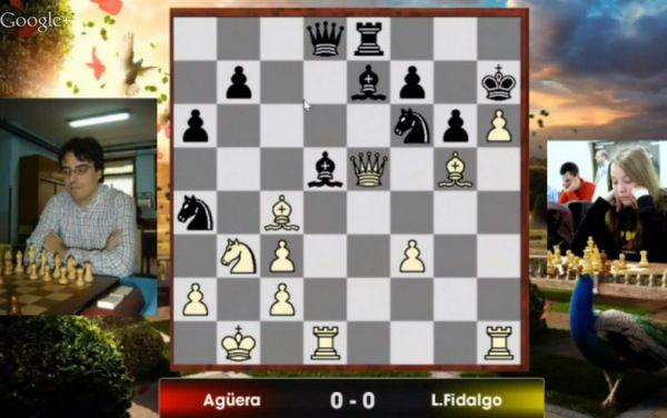 Emoción y excelentes partidas en el Cerrado de Ajedrez Grupo Covadonga. En este reportaje podréis ver toda la información después de la quinta ronda y las partidas y comentarios en directo.   Ver reportaje: http://chesslive.com/blog/2013/07/31/cerrado-ajedrez-grupo-covadonga/
