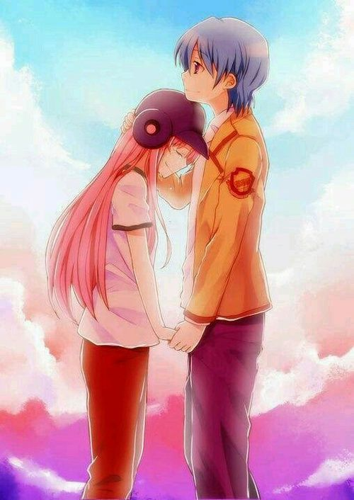 Photo of Angel Beats shared by LodeSuigintou on We Heart It