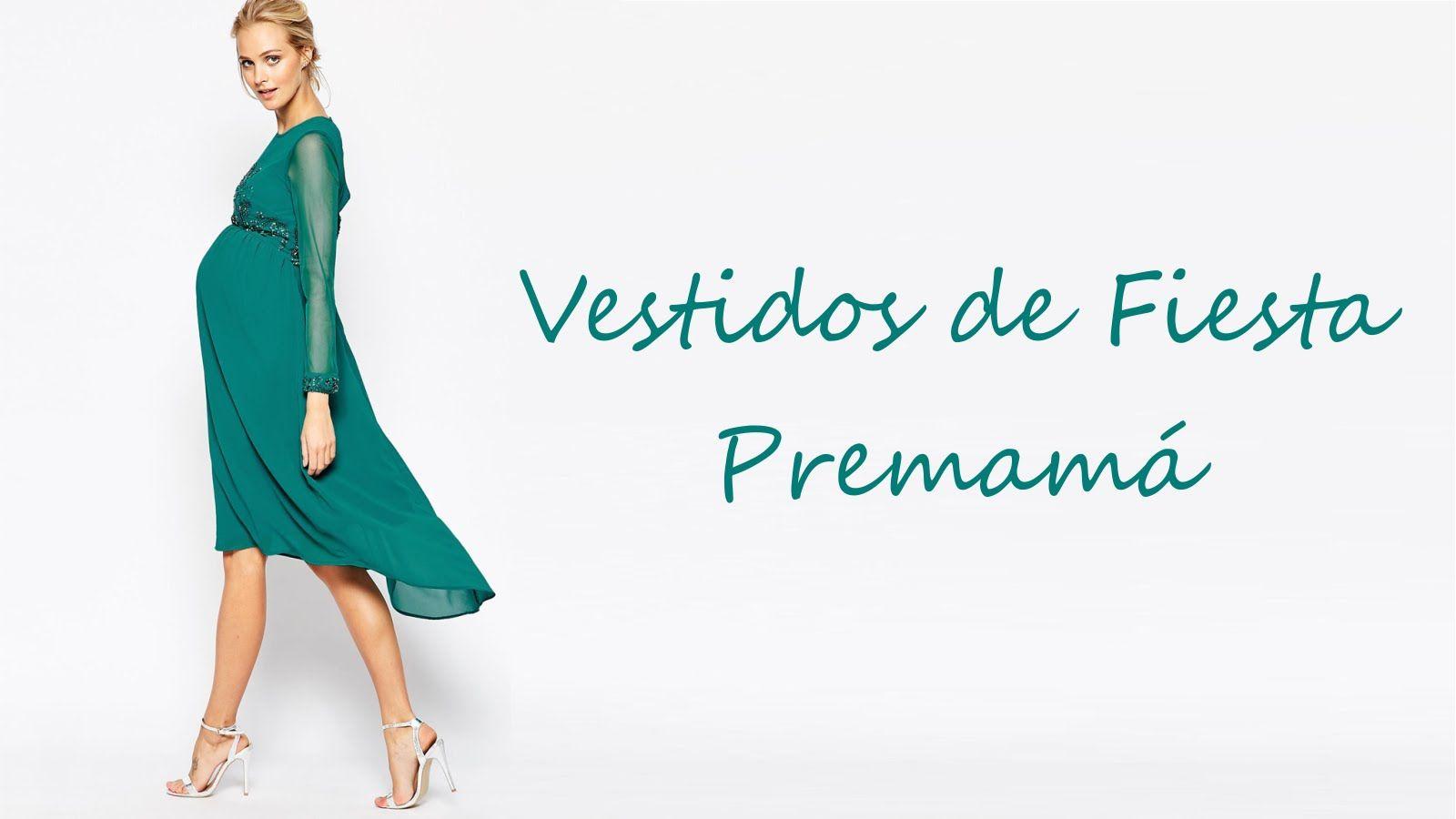 25 Vestidos de Fiesta Premamá | VESTIDOS DE FIESTA ESPECIALES ...