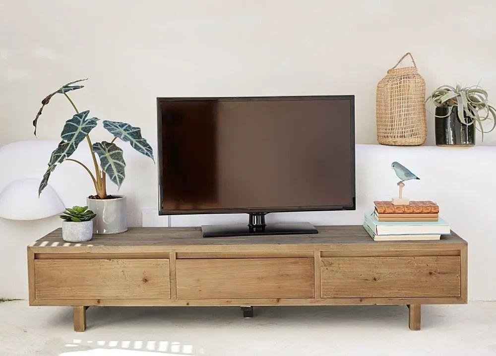 konzultacija predmet za upotrebu lakat meuble tv 3 tiroirs