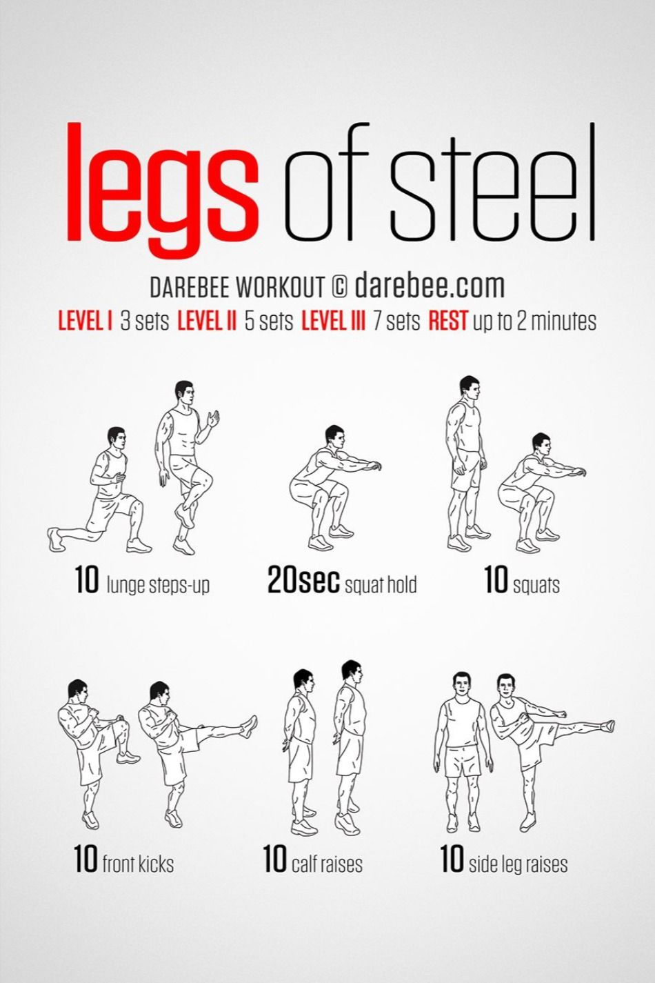 Legs Of Steel in 2020 | Boxing workout, Football workouts ...
