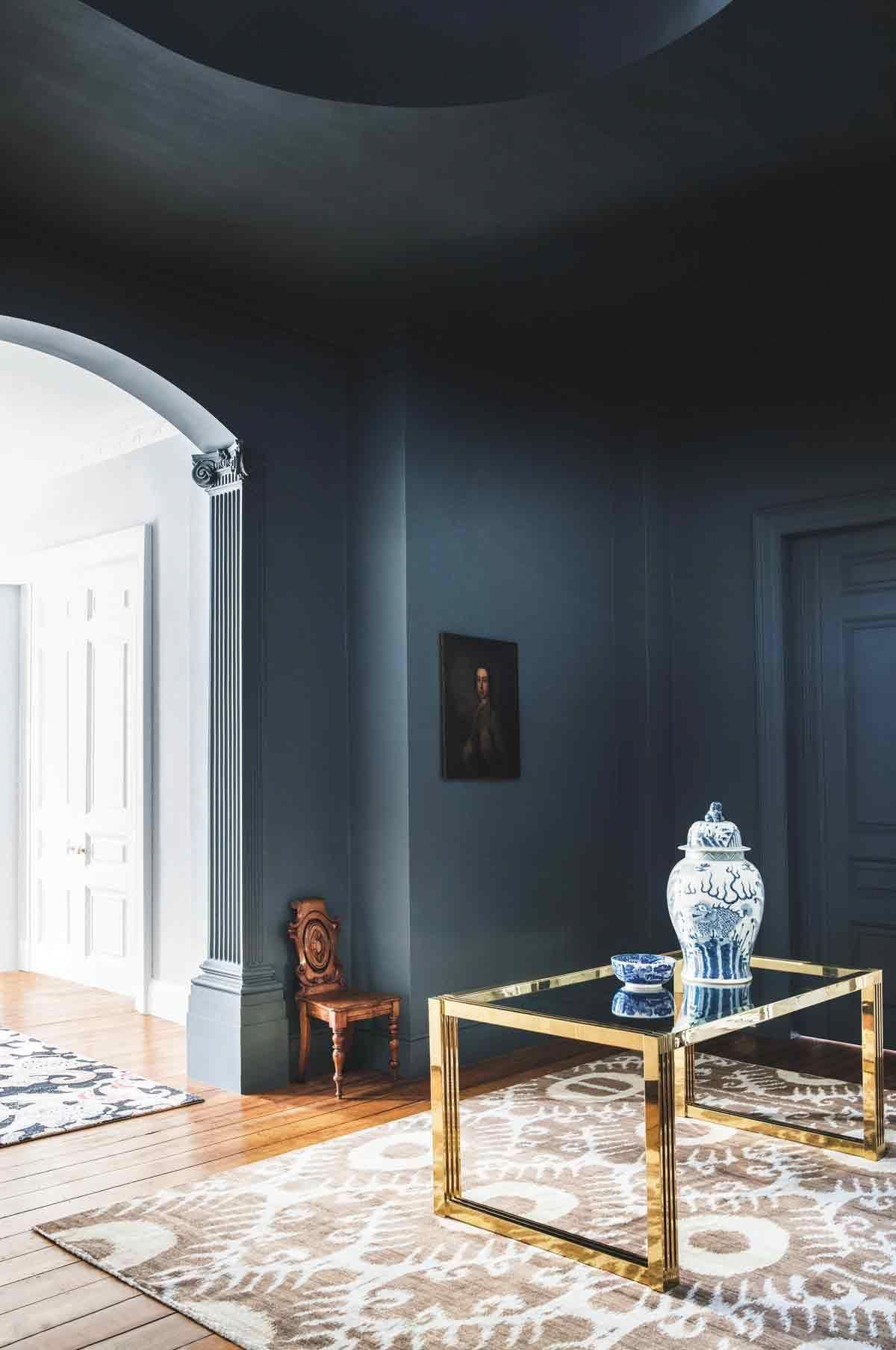 Pin On Verbouwing Target painting adjoining rooms