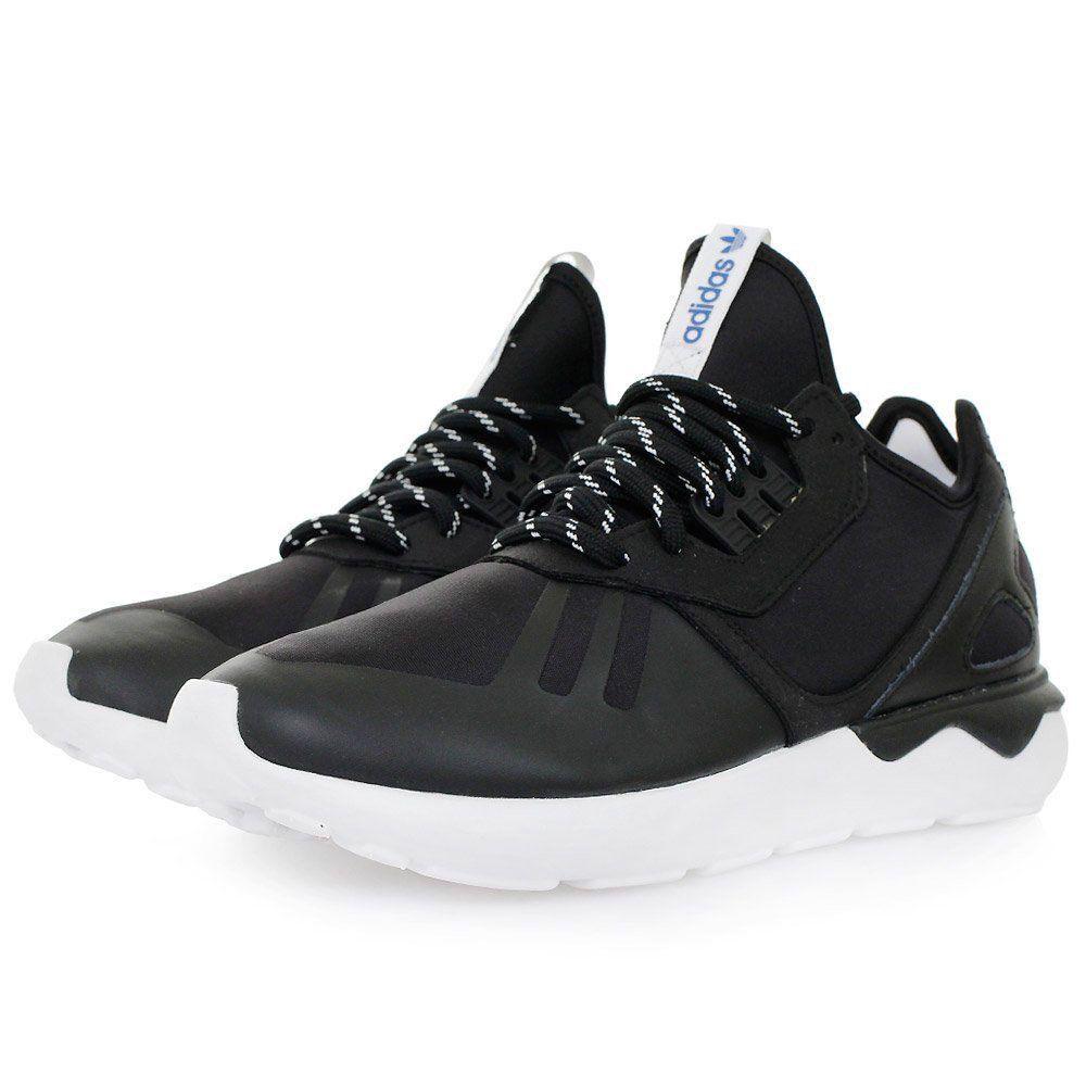 c389942417c adidas Originals Tubular Runner Sneaker Fitness Herren Schuhe schwarz M19648
