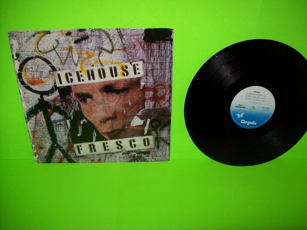 Icehouse Fresco Vinyl 12 In 2020 Hey Little Girl Synth Pop Vinyl