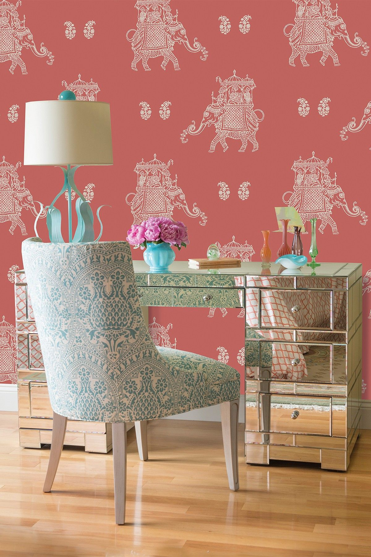 Brewster Home Fashions Caravan Peel and Stick Wallpaper