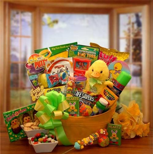 I know a couple of grandchildren that would be very happy to explore easter treats basket ideas and more negle
