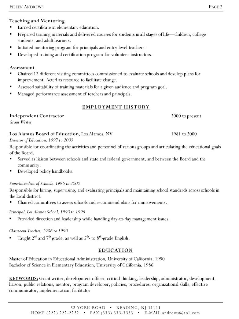 Resume Writing Template Resume Examples Writing Samples Inside Free Sample Template Cover